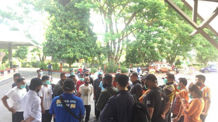 DPRD Dinilai Lambat, Pekerja The Natsepa Hotel Ancam Kembali Berunjukrasa