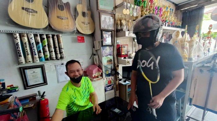 Pemilik Lapangan Badminton di Ambon, Minta Pemerintah Izinkan Aktivitas Olahraga di Masa Pandemi