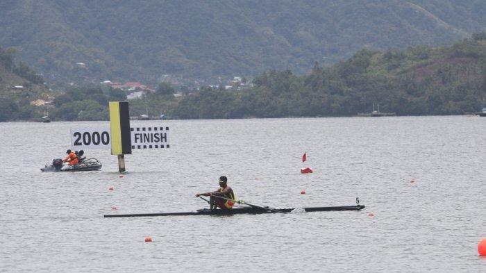 Pedayung Maluku Tambah Lagi 3 Tiket Final PON XX
