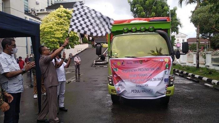 6.375 Paket Sembako Akan Dibagikan kepada Masyarakat di  Ambon dan SBB Melalui Program Peduli Maluku
