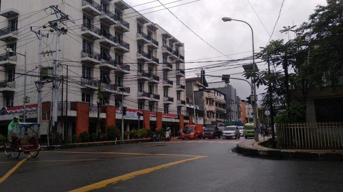 Traffic Light Sering Gangguan, Roby Sapulette; Akibat  Tersambar Petir