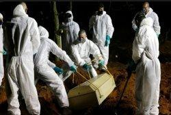 Brasil Catat Lebih dari 4.000 Kematian dalam 24 Jam untuk Pertama Kalinya