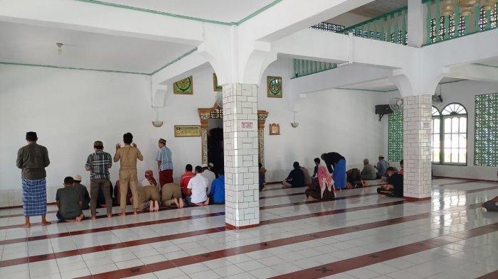 AMBON: Masjid Al Huda yang berada di Jalan Ir. M. Putuhena, Kotajawa, Rumah Tiga, Ambon.
