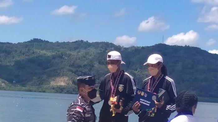 PON XX: Atlet Dayung Maluku Peroleh 3 Medali Tambahan