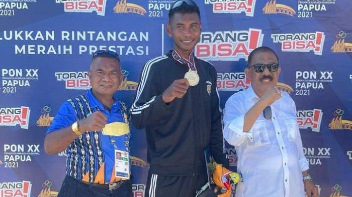 La Memo, Atlet Dayung pada Nomor Single Scull Berhasil Sumbang Medali Emas ke-3 bagi Maluku