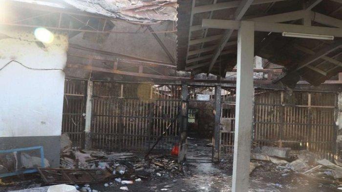 Polri Duga Ada Kelalaian dalam Peristiwa Kebakaran di Lapas Tangerang