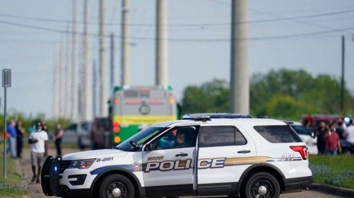 Penembakan di Pabrik Texas AS, 1 Tewas dan 5 Luka-luka, Polisi Kena Tembak