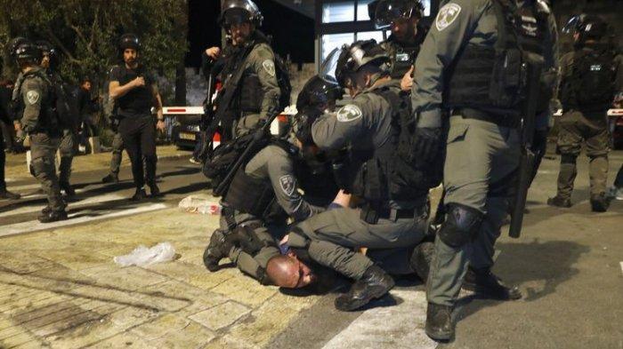 Serang Jemaah Palestina di Masjid Al-Aqsa, Polisi Israel Dikutuk Negara di Timur Tengah