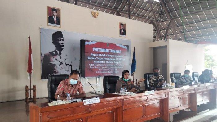 Soal Amukan Warga Watludan-Maluku Tengah, Kapolres Minta Satgas Covid-19 Perbaiki Cara Penanganan