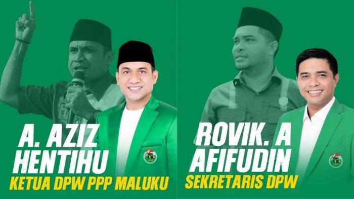 Wajah Muda Dominasi DPW PPP Maluku, Ini Kata Pengamat Politik