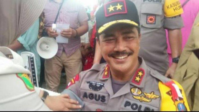 Kapolri Jenderal Listyo Sigit Prabowo Tunjuk Komjen Agus Andrianto sebagai Kabareskrim