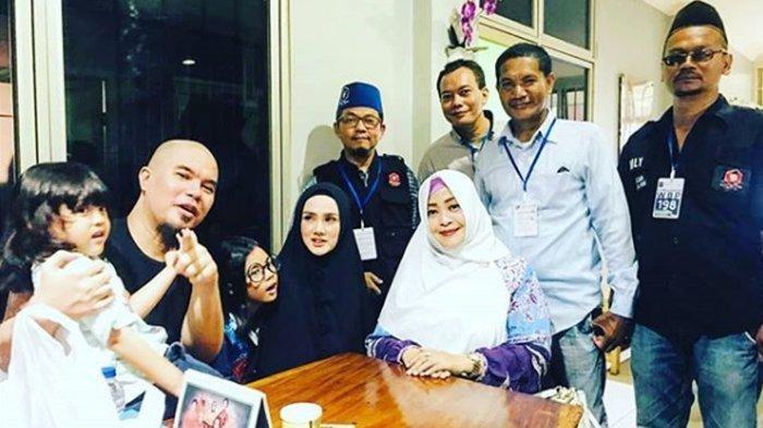 Ahmad Dhani Segera Bebas, Mulan Jameela Siapkan Masakan Kesukaan untuk Suaminya