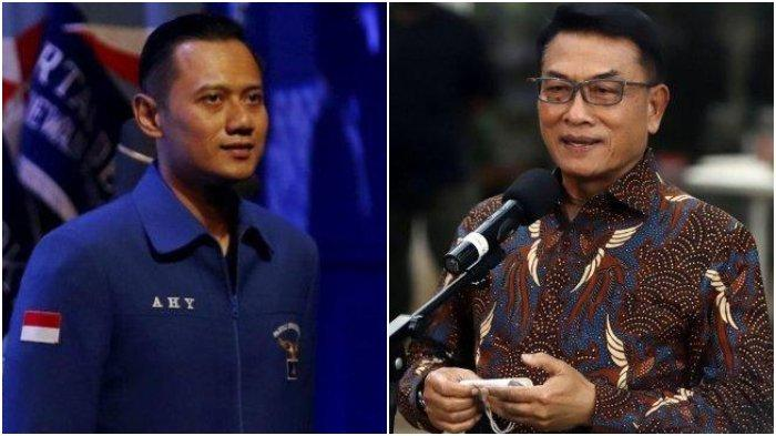 Jokowi Diminta Copot Moeldoko dari Jabatan Kepala Staf Presiden Buntut Jadi Ketua Demokrat versi KLB