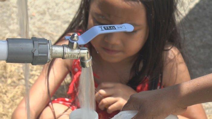 Sebulan Air Tak Mengalir, Warga: Pemerintah Jangan Cuma Imbau Cuci Tangan Saja