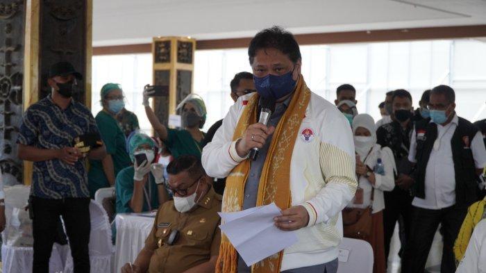Menko Perekonomian Dorong PTM di Ambon, Berikut Syarat yang Harus Dijalankan Pemkot