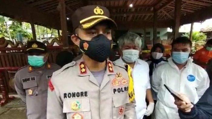 AKBP Kurniawan Tandi Rongre Kapolres Rembang
