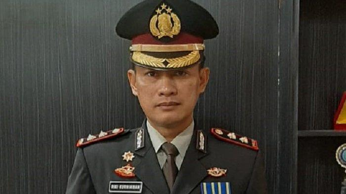 AKBP Riki Kurniawan SIK MH Kapolres Aceh Besar