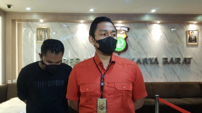 AKBP Teuku Arsya Khadafi Kasat Reskrim Polres Metro Jakarta Barat