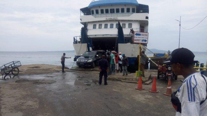 ASDP; Masyarakat Maluku Bebas Mudik Pakai Armada Ferry