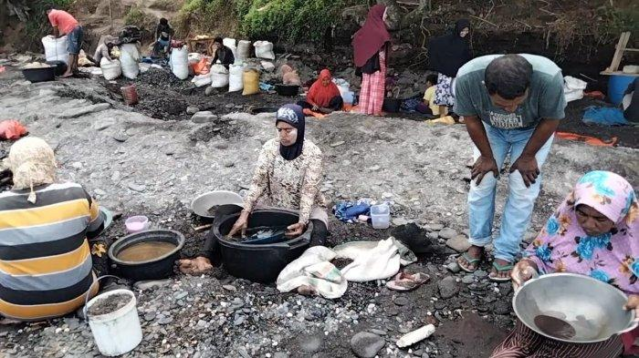 Pemda Maluku Tengah Segera Bangun Posko Terpadu di Tambang Emas Tamilouw