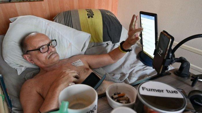 Sakit Keras, Pria Ini Ingin Siarkan Langsung Detik-detik Kematiannya, Diblokir Pihak Facebook