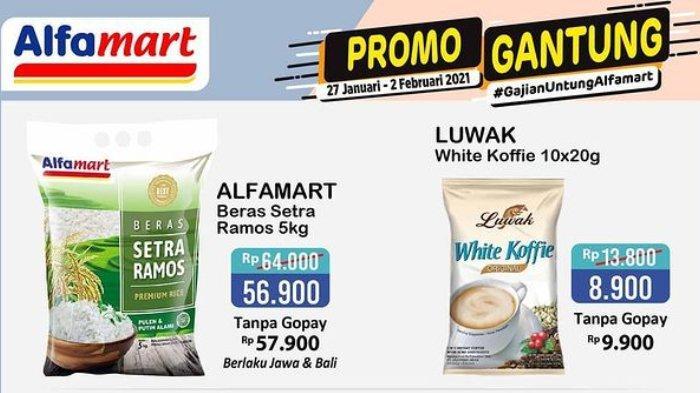 Katalog Promo Gantung Gajian Untung Alfamart, Belaku 27 Januari - 2 Februari 2021
