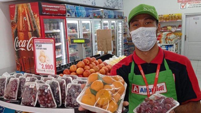 Alfamidi Branch Ambon Prioritas Serap Tenaga Kerja Lokal