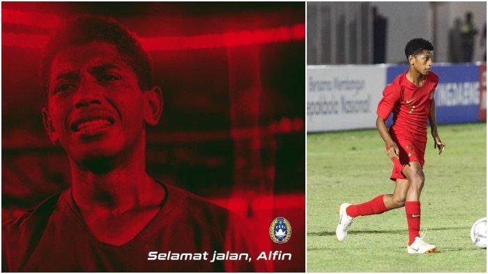 Alfin Lestaluhu, Pemain Timnas U-16 yang Jadi Korban Gempa Ambon Meninggal Dunia, Ini Penyebabnya