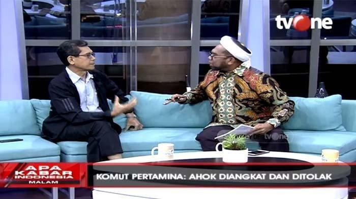 Geger Ali Ngabalin & Marwan Batubara, Narasi Ahok 'Orang Kotor' dan Kebencian: Itu Kalimat Apa?
