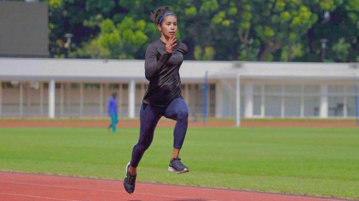 Sprinter asal Maluku, Alvin Tehupeiory bakal berlaga di babak final cabang atletik nomor lari 100 meter PON XX Papua.
