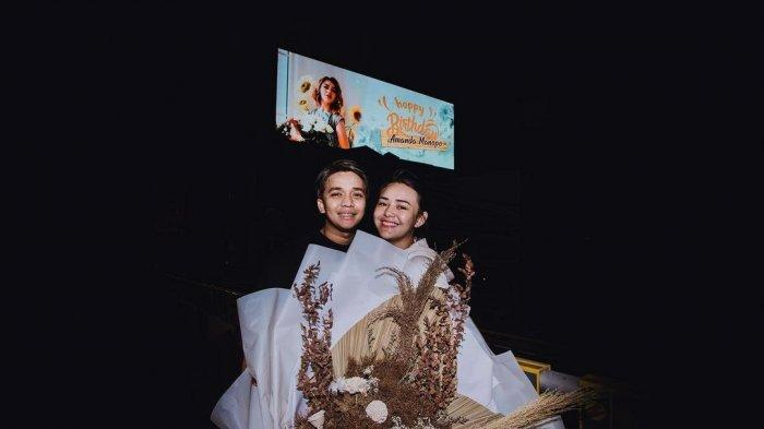 Diberi Kejutan Billy Syahputra, Amanda Manopo Akui Tak Suka Hari Ulang Tahun, Ini Alasannya
