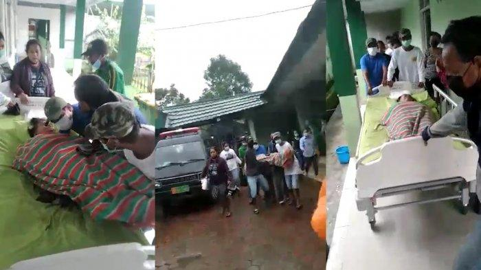 Keluarga Ambil Paksa Jenazah Diduga Covid-19 di Rumkit dr. Latumeten Ambon