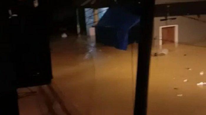 Kota Ambon Masih Berpotensi Hujan Lebat Akibat La Nina, BMKG : Waspada Banjir