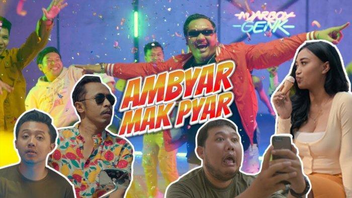 Chord Lagu Ambyar Mak Pyar - Ndarboy Genk: Ambyar Mak Pyar, Balik Kanan Bubar Jalan