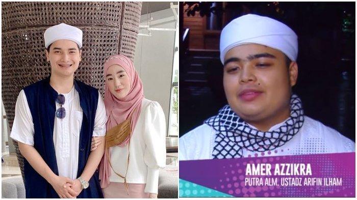 Tanggapan Ameer Azzikra soal Sikap Larissa Chou yang Bongkar Aib Alvin Faiz