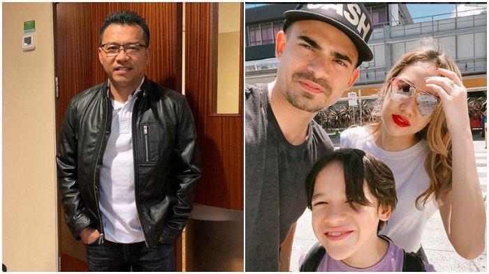 Mendengar Kabar Ashraf Meninggal Dunia, Anang Sempat Konfirmasi ke Grup Juri Indonesian Idol 2020