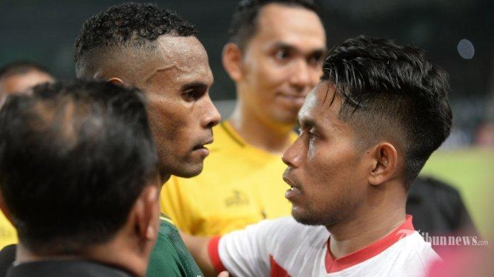 Madura United vs Arema FC Liga 1 2019, Gol Andik Tumbangkan Singo Edan