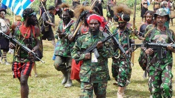Kontak Tembak KKB Papua dan Aparat Berlangsung 2 Jam, Kelompok Teroris Tak Berdaya Dipukul Mundur