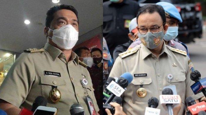 Anies Baswedan Masih Jalani isolasi Mandiri Meskipun sudah 14 Hari, Wagub DKI Beri Tanggapan