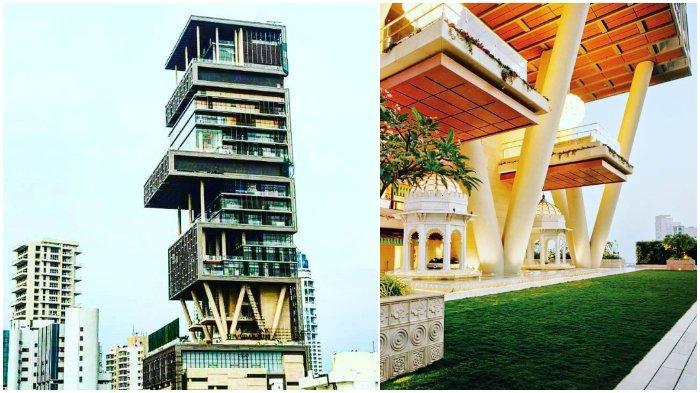 Rumah Termahal di Dunia Justru Berada di Negara Berkembang, Miliki 27 Lantai dan Tahan Gempa 8 SR