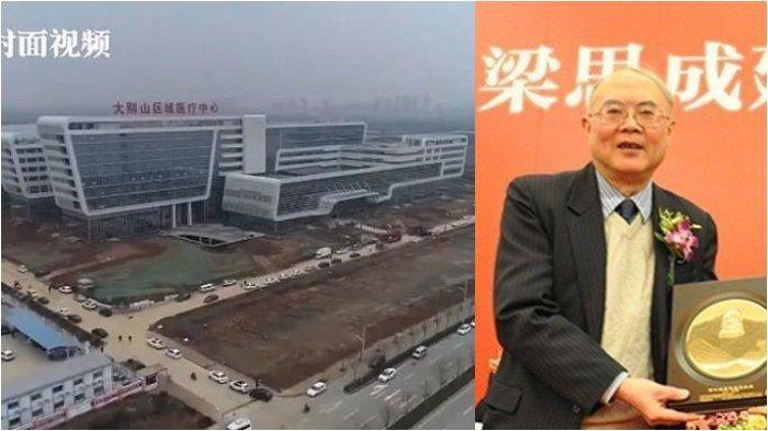 Huang Xiqiu, Arsitek Rumah Sakit Khusus Pasien Terinfeksi Virus Corona Ternyata Lahir di Jember