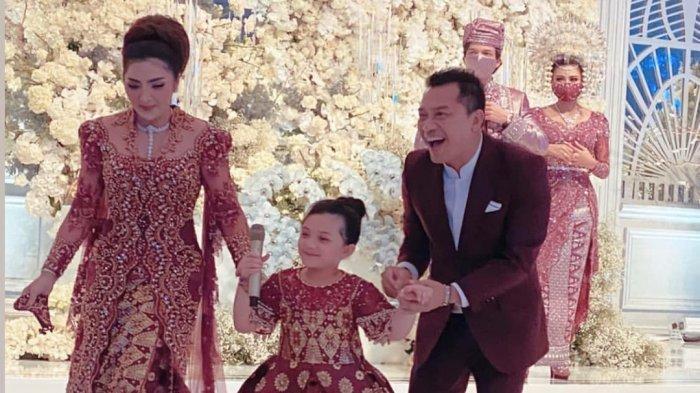 Jawaban Bijak Ashanty saat Arsy Tanya Mengapa 2 Anak Krisdayanti Tak Datang ke Pernikahan Aurel