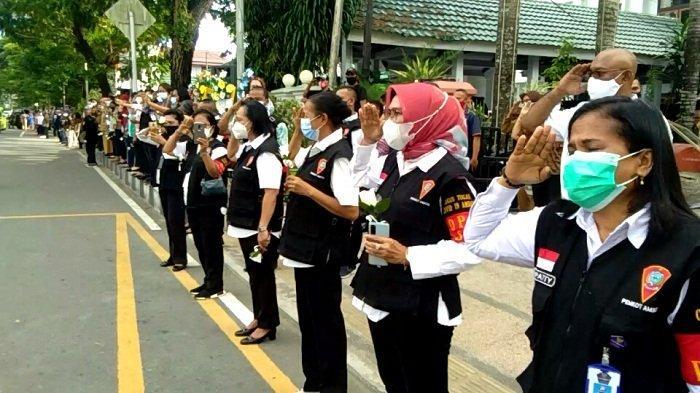 ASN Meninggal Akibat Covid-19, Besok Seluruh Pegawai Bappeda Kota Ambon Wajib Lakukan Tes Swab