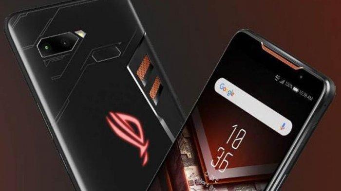 Daftar Harga HP Asus Bulan Februari 2020, Asus ROG Phone II Mulai Rp 8,4 Juta