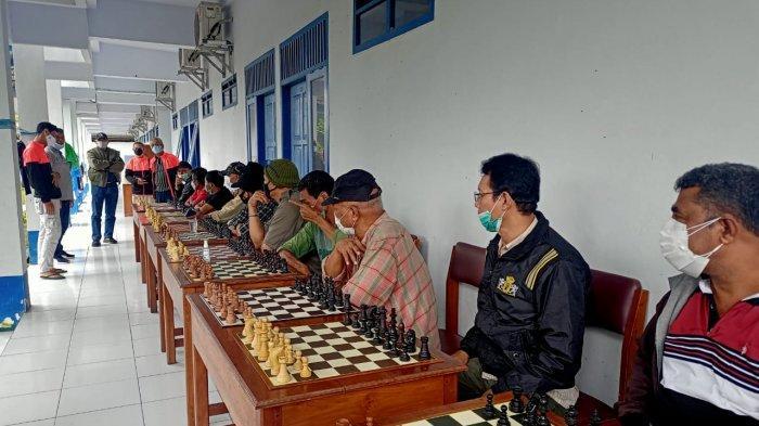 Ishak Rianjar Gagal Tembus Final Catur Kilat PON XX Papua 2021