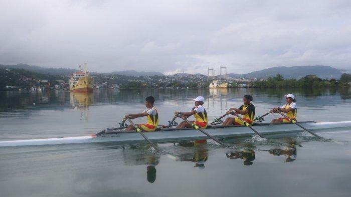 Maluku Kirim 10 Atlet Dayung ke PON XX di Papua