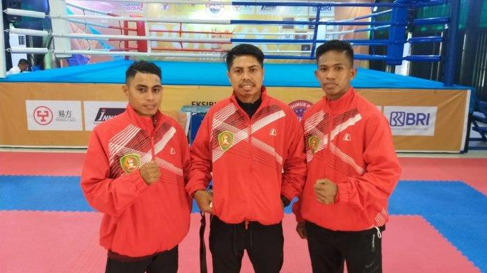 Langkah 2 Atlet Kick Boxing Maluku Terhenti di 8 Besar, Lewen; Jadi Pelajaran agar Lebih Siap