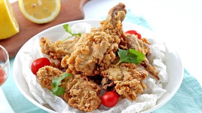Resep Aneka Masakan Ayam Goreng Nikmat, Pelngkap Menu Makan Malam yang Bikin Semua Jatuh Cinta