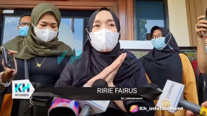 Ririe Fairus Buka Suara Soal Dugaan Perselingkuhan yang Dilakukan Ayus dan Nissa Sabyan