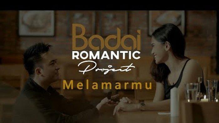 Chord Gitar Melamarmu - Badai Romantic Project, Kunci dari F: Jadilah Pasangan Hidupku